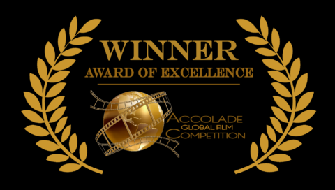 MONOCHROME receives Award of Excellence from Accolade Global Film Competition.