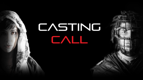 MONOCHROME SHORT CASTING CALL