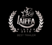 "MONOCHROME Trailer Wins ""Best Trailer"" at Los Angeles Independent Film Festival Awards"